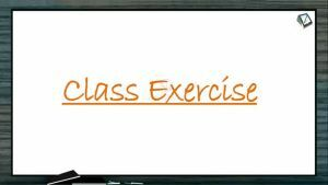 Locomotion And Movement - Class Exercise (Session 8)