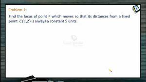 Locus - Locus Problems (Session 1 & 2)