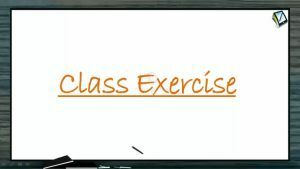 Magnetic Effect of Electric Current - Class Exercise (Session 6)