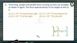Magnetic Effect of Electric Current - Class Exercise (Session 8)