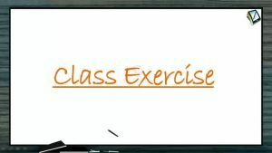 Magnetic Effect of Electric Current - Class Exercise (Session 9)