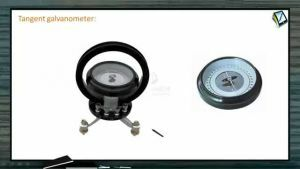 Magnetic Effect of Electric Current - Tangent Galvanometer (Session 10 & 11)