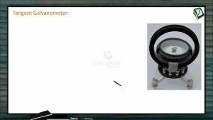 Magnetism - Tangent Galvanometer (Session 4)