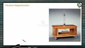 Magnetism - Vibration Magnetometer (Session 4)