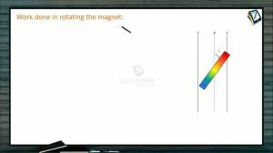 Magnetism - Workdone In Rotating The Magnet (Session 2)