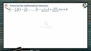 Mathematical Induction - Class Exercise 4 (Session 1 & 2)