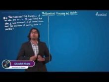 Mathematical Reasoning And Statistics - Coefficient Of Variation Video By Plancess