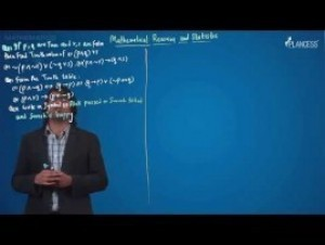 Mathematical Reasoning And Statistics - Illustration-I Video By Plancess