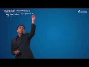 Matrices - Elementary Transformation Video By Plancess