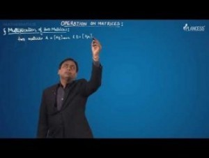 Matrices - Multiplication Of Two Matrices Video By Plancess