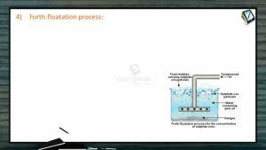 Metallurgy - Forth Floatation Process (Session 1)