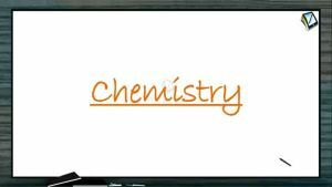 Metallurgy - Occurrence Of Iron (Session 4)