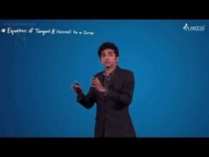Methods Of Differentiation & Applications Of Derivatives - Equation Of Tangent & Normal Video By Plancess