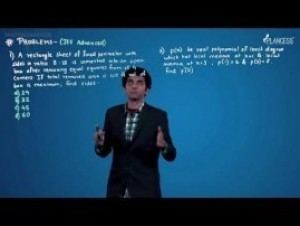Methods Of Differentiation & Applications Of Derivatives - Problems - JEE Advance Video By Plancess
