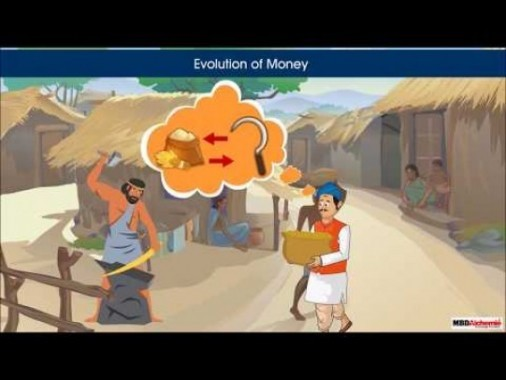 Class 12 Macroeconomics - Money And Its Functions Video by MBD Publishers