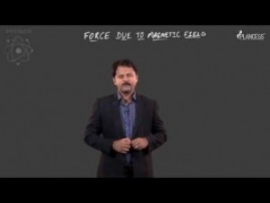 Moving Charges And Magnetism - Force Due To Magnetic Field Video By Plancess