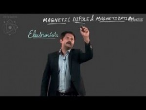 Moving Charges And Magnetism - Magnetic Dipole And Magnetization Video By Plancess