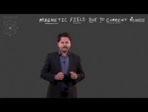 Moving Charges And Magnetism - Magnetic Field Due To Current Video By Plancess