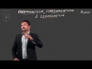 Moving Charges And Magnetism - Paramagnetism - Ferromagnetism And Diamagnetism Video By Plancess