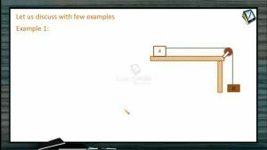 Newtons Law of Motion - Example Problems-I (Session 6)