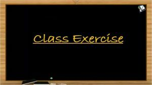 Nuclear Chemistry - Class Exercise (Session 3)