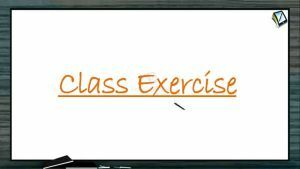Nuclear Physics - Class Exercise (Session 2)