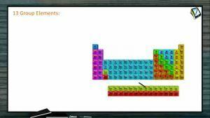 P Block Elements - 13Th Group Elements (Session 1)