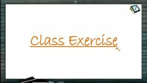 Pair of Straight Lines - Class Exercise (Session 1)