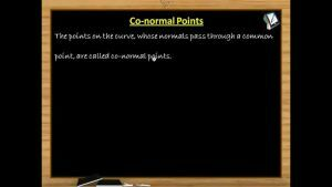 Parabola - Co Normal Point And Examples (Session 6 & 7)
