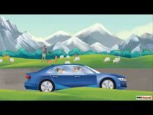 Class 9 History - Pastoral Nomads Mountains Video by MBD Publishers