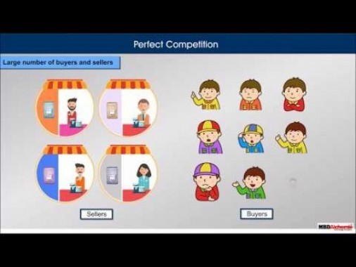 Class 12 Microeconomics - Perfect Competition Video by MBD Publishers