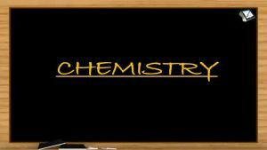 Periodic Properties - Electronegativity (Session 8)