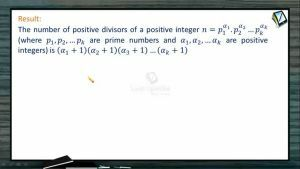 Permutation And Combination - Number Theory Applications (Session 11)