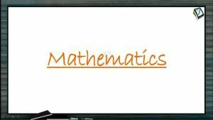 Permutation And Combination - Problems 1 (Session 7)