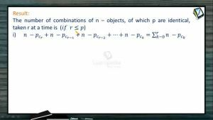 Permutation And Combination - Problems (Session 9 & 10)