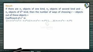 Permutation And Combination - Results (Session 12)
