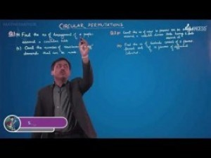 Permutations And Combinations - Circular Permutation-III Video By Plancess