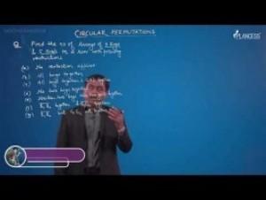 Permutations And Combinations - Circular Permutation-IV Video By Plancess