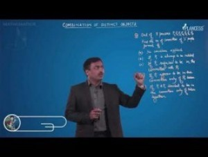 Permutations And Combinations - Combination Of Distinct Objects-II Video By Plancess