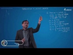 Permutations And Combinations - Combination Of Distinct Objects-IV Video By Plancess