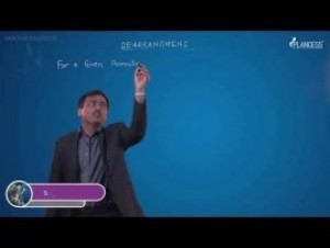 Permutations And Combinations - Rearrangements Video By Plancess