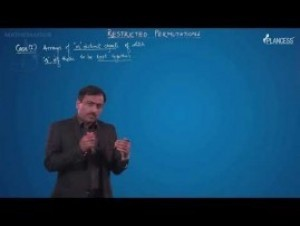 Permutations And Combinations - Restricted Permutation-I Video By Plancess