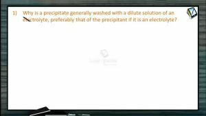 Practical Chemistry - Miscellaneous (Session 6 & 7)