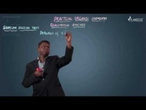 Practical Organic Chemistry - Detection Of Elements-II Video By Plancess