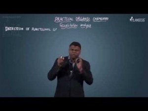 Practical Organic Chemistry - Detection Of Functional Group Video By Plancess