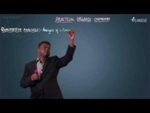 Practical Organic Chemistry - Organic Estimations Video By Plancess
