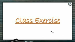 Principles of Inheritance And Variation - Class Exercise (Session 6)