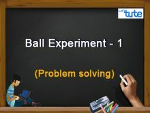 Class 10 Mathematics - Probability Ball Experiment Problem Solving Video by Lets Tute