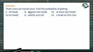 Probability - Examples 1 (Session 3 & 4)