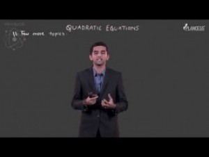 Quadratic Equations And Inequalities - Few More Topics Video By Plancess